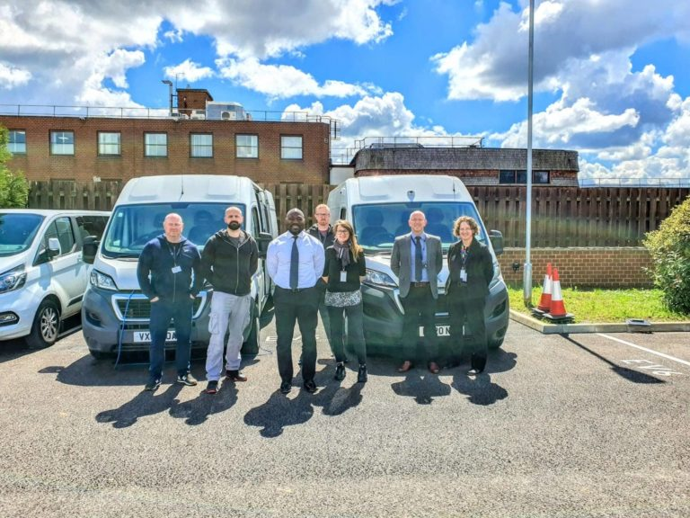PCC meets Beds Police Cyber Hub team and invests in fourth Cyber Triage van