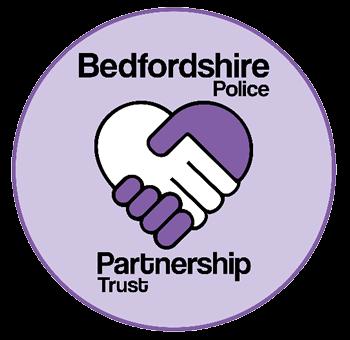 Logo for Bedfordshire Police Partnership Trust