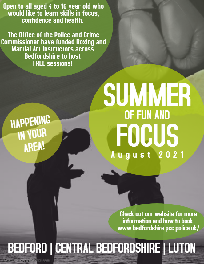 Summer of fun and focus - POSTER - FINAL