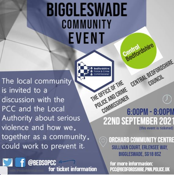 Biggleswade Community Event