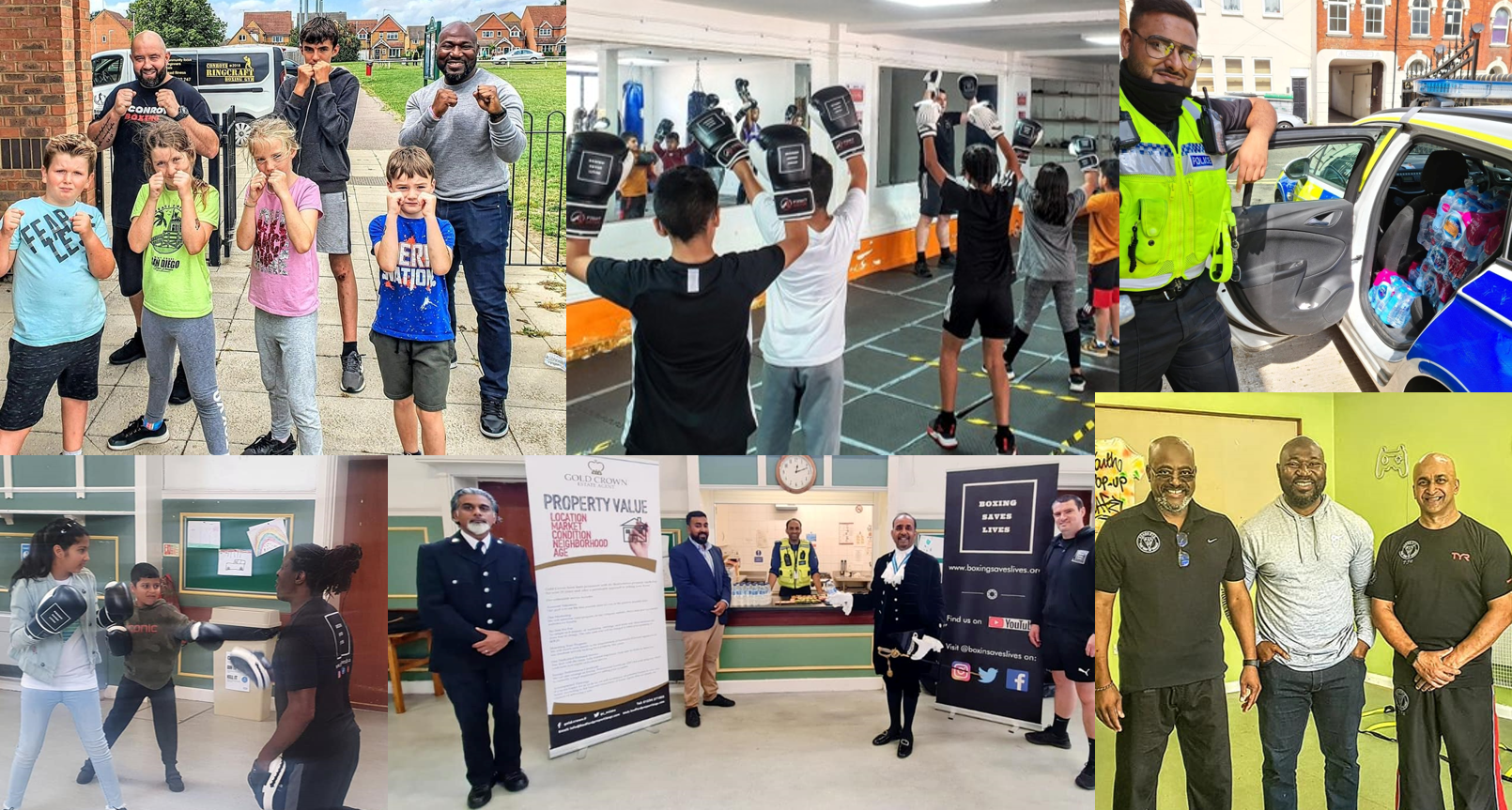 Over 500 Young People attend Commissioner funded boxing and martial arts sessions
